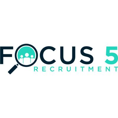 Focus 5 Recruitment logo
