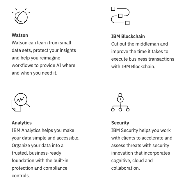 IBM Services for $120k Credits